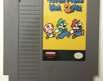Super Mario Bros 3 Mix - NES