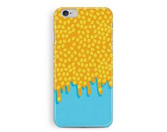 Food iPhone Case, Beans iPhone Case, Apple iPhone Case, Fried Egg Phone case, plastic phone case, Breakfast phone case, Baked Beans phone