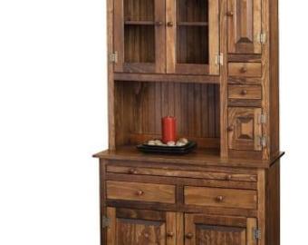 Hoosier Cabinet (Special Walnut)