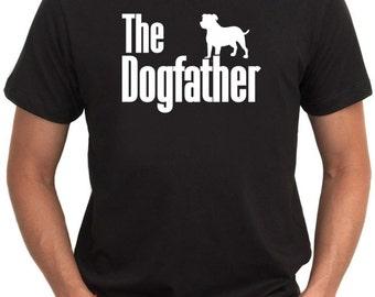 The dogfather English Mastiff T-Shirt
