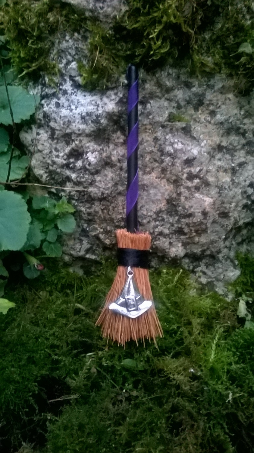 Besom Witches Broom Altar Mini Broomstick Witch Witchcraft