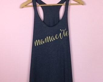 Mamacita Shirt. Pregnancy Shirt. Preggers Tank. New Mom Gift. Mommy To Be Gift. New Mom Tank Top. Future Mom Shirt. Baby Shower Gift.