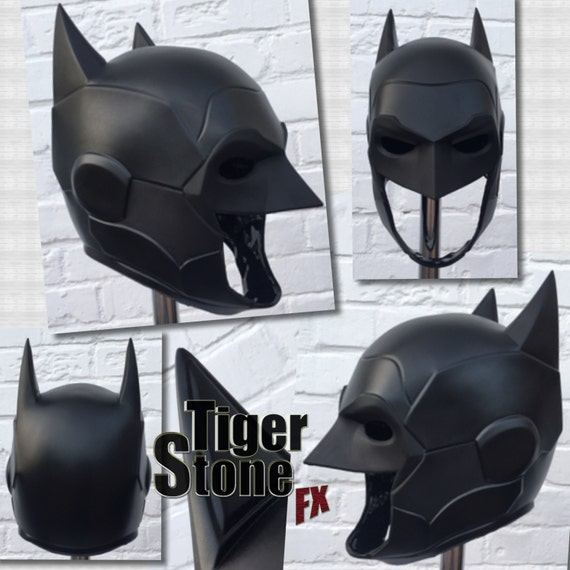 batman armored new 52 inspired cowl head piece mask for