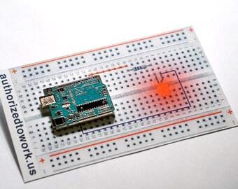 Arduino Enamel Pin