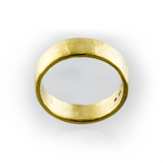 24K gold ring 24K pure gold ring 24K gold wedding ring