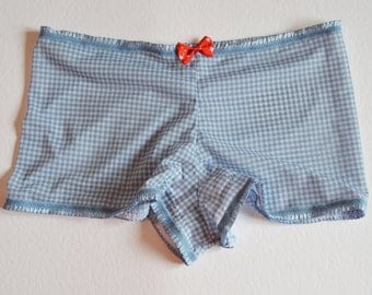 Courtney Country Gingham Lingerie Panties