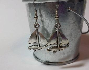 I Am Sailing Earrings