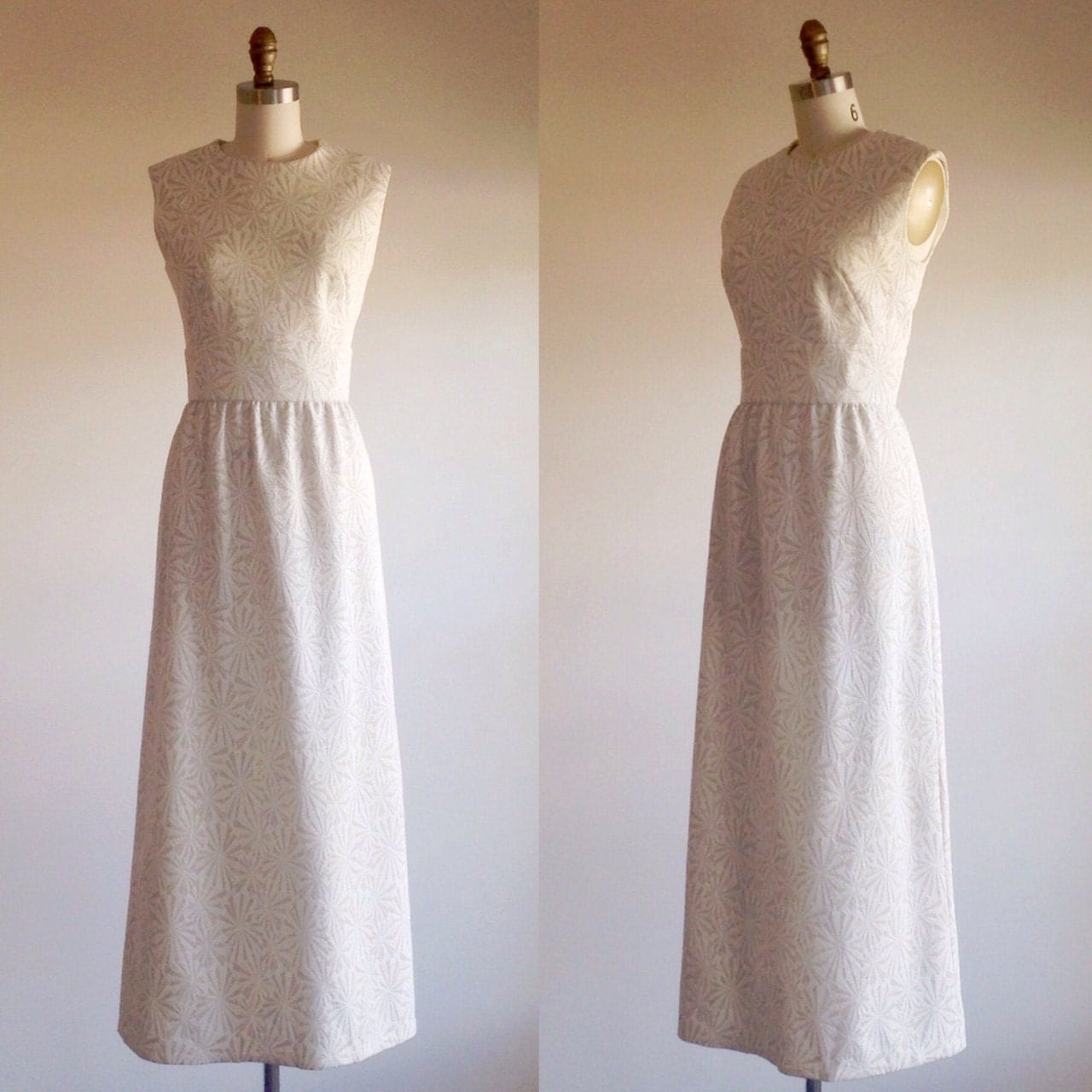 White Wedding Dress Simple Wedding Dress Boho Wedding Dress