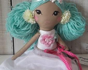 "Original Cloth Doll ""SOLD"""