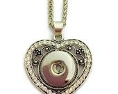 Snap Jewelry-Snap Pendant...