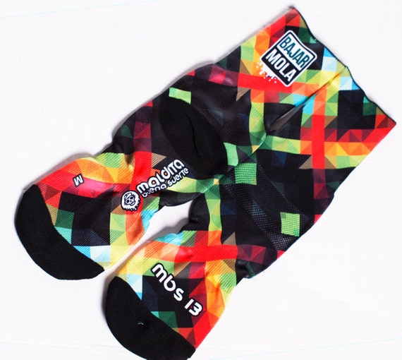 MBS 13 GEOMETRIC III socks