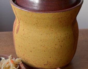 Desert fermentation crcok