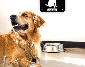 Pet Sign for dogs