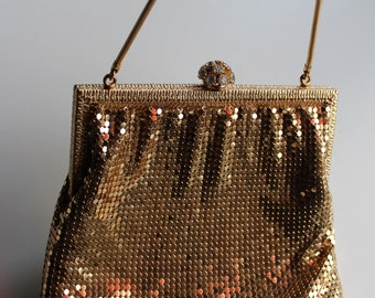Evening bag 70s in perfect condition