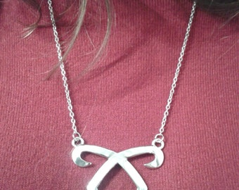 Shadowhunters Necklace; The Mortal Instruments Necklace; Angelic Power Rune; City of Bones; Unisex Necklace; Gift For Her; Gift For Him