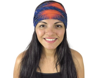 Wide Yoga Headband, Buy 2 Get 15% Off, Running Headband, Fitness Headband, Women Headband, Bohemian Turban, Head Wrap ,Boho Headband, W10