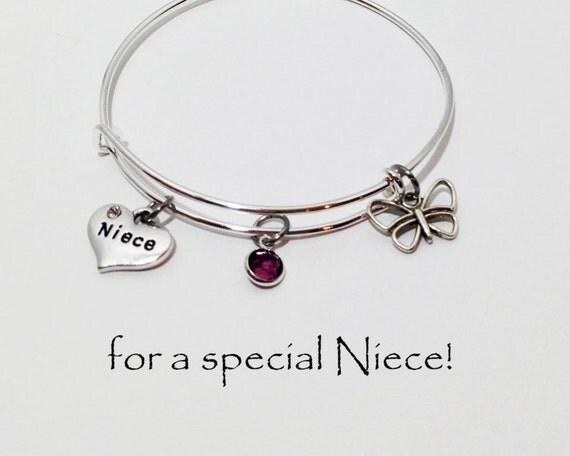 Unique Wedding Gifts For Niece : Gift for Niece, Niece Jewelry, Birthday Gift for Niece, Wedding Party ...