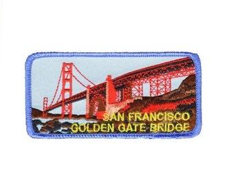 San Francisco Patch Golden Gate Bridge Patch