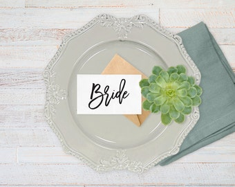 Rustic place cards, Rustic wedding place cards, Printable place cards, Wedding name cards, Boho wedding decor, Wedding stationery