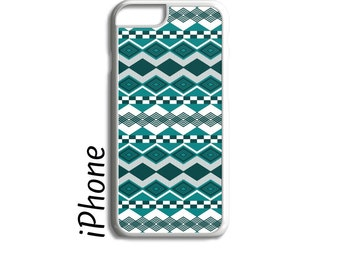Personalized Phone Case, Aztec Phone Case, iPhone Case, iPhone 6 Case,