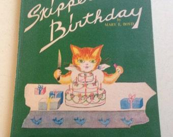 Skipper Cat's Birthday