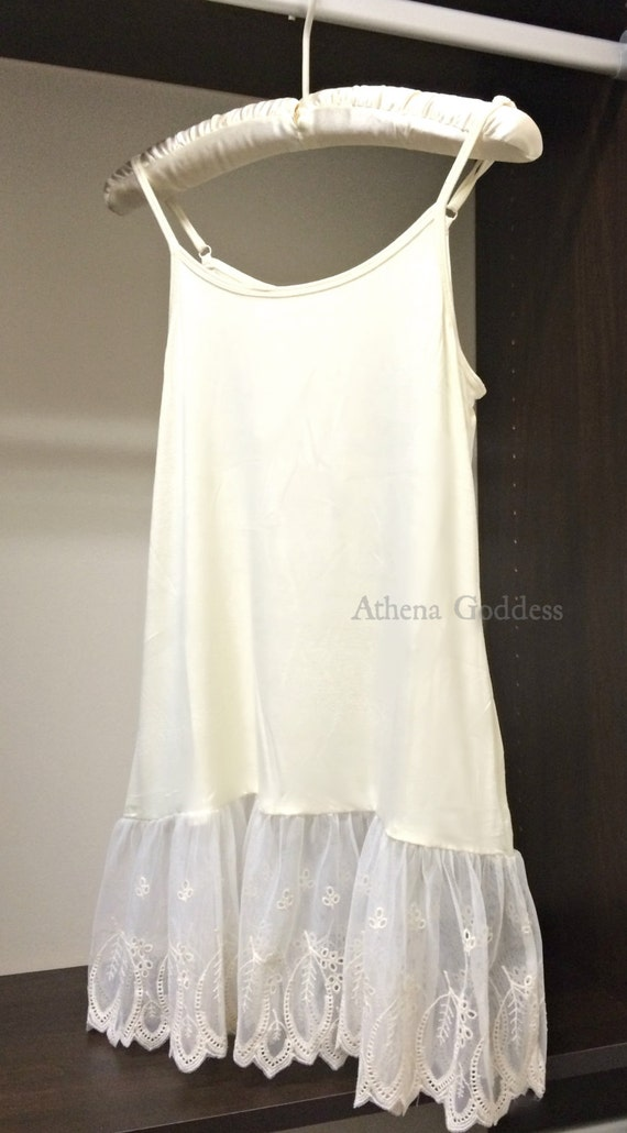 Lace top extender grace and lace tank top lengthener plus size to 16