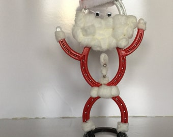 Horseshoe Santa