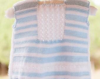Dress in pure Virgin wool