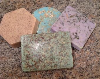 Handmade Botanical Soaps