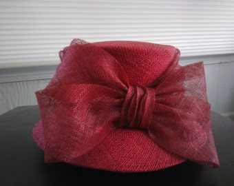 Vintage Betmar (NY) Kentucky Derby/Church Hat