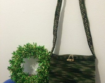 Camo Couture Handmade Bag