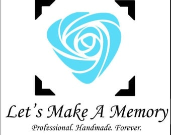 """Fully Customized 6""""x6"""" PhotoBook by LET'S MAKE A MEMORY"""