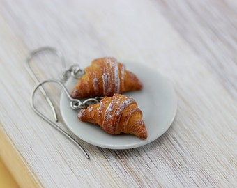 French Pastry Earrings - Choose Your Favorite