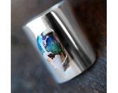Dollybird Raw Fire Opal Ring
