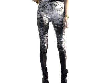 Ombre Moon Leggings