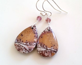 Scenic Chohua Jasper Earrings