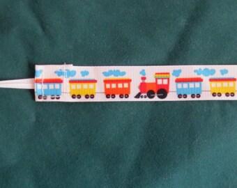 Train Universal Pacifier Clip