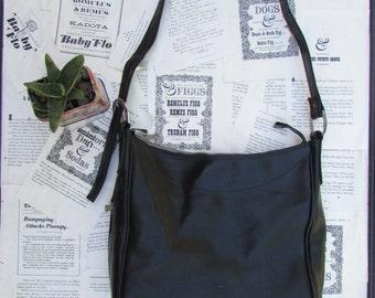 vintage nikon camera cross body bag