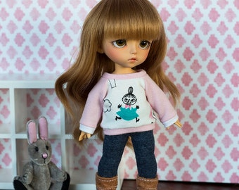 Lilla MY Sweater for PukiFee / Lati-Y