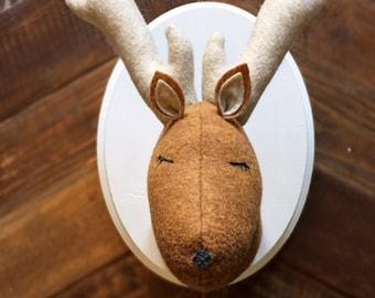 Faux Taxidermy Deer
