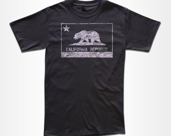 California Republic T Shirt - Graphic Tees For Men, Women & Children