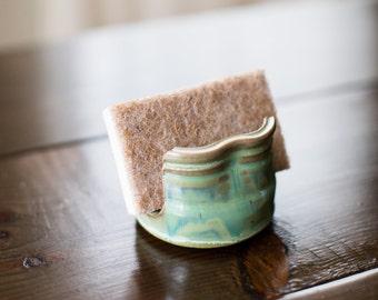 Sponge Holder (GT Glaze)