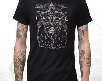 Kitty's Enlightenment - Mens Graphic Tee