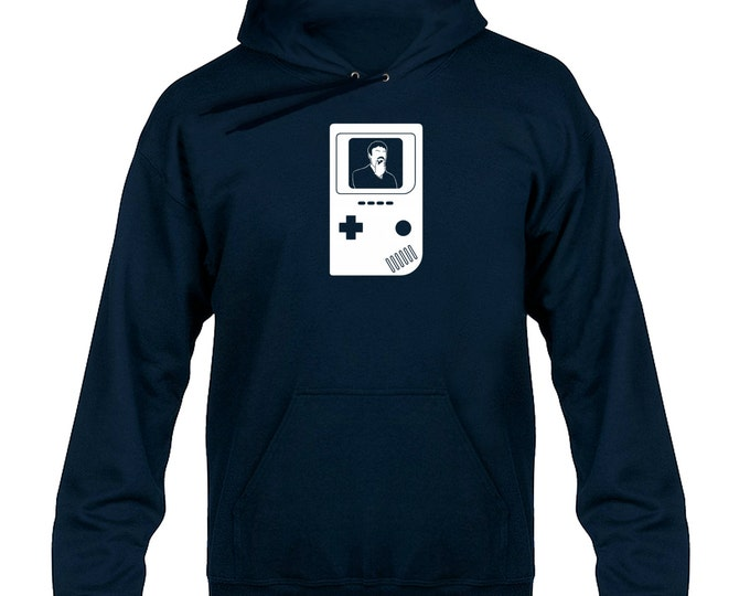 Ashens Game Child Console Hoody Hoodie Hooded Sweater