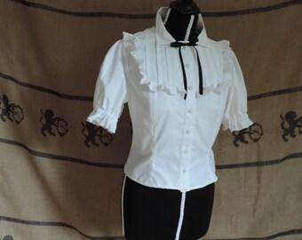 """Short sleeves shirt """"Sèverine"""""""