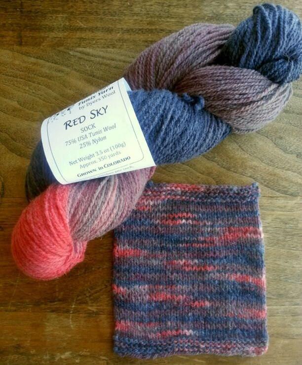 Heritage Hand Painted Sock Yarn