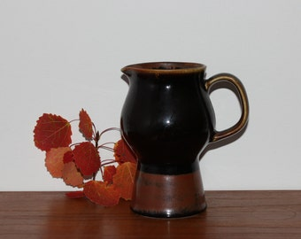 "Nice vintage retro 70s Jug Pitcher Carafe ""Viking"" with lovely glaze. Designed by Carl Harry Stålhane for Rörstrand, Sweden Scandinavian."