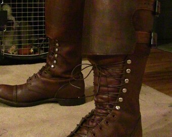 Captain America: The First Avenger Replica Jump Boots