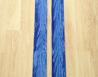 Blue Clergy Stole for Advent