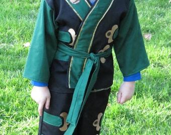 LEGO Ninjago Ninja Lloyd Costume